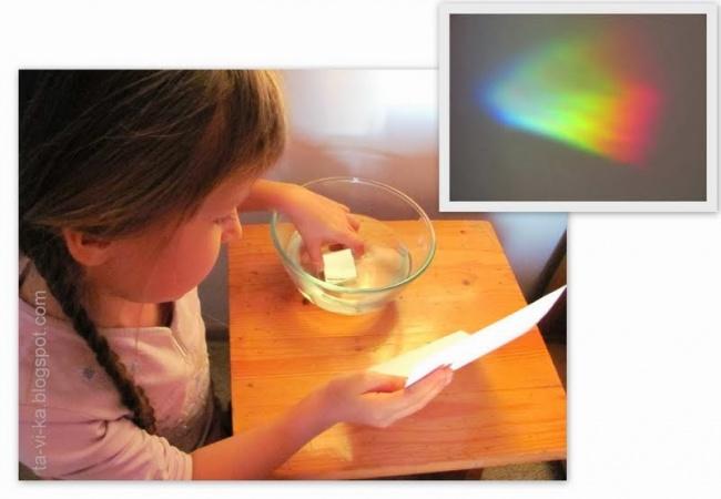8крутых научных экспериментов для детей
