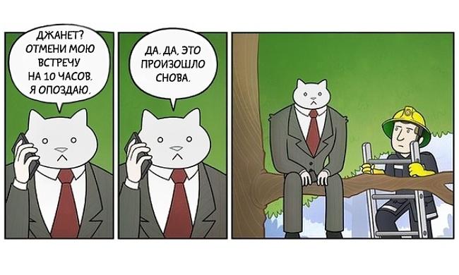 Еслибы коты могли заниматься бизнесом