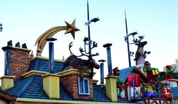Сказочные крыши Монако
