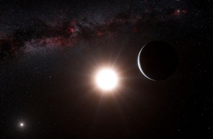 Ученые нашли похожие на Землю экзопланеты