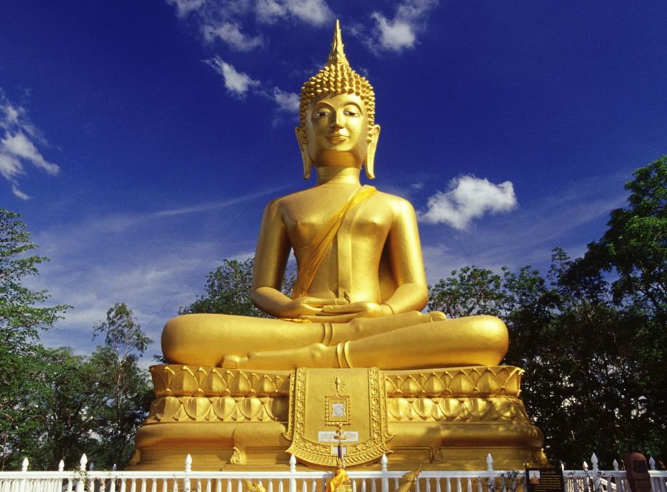 Удивительный Таиланд: интересные факты о стране