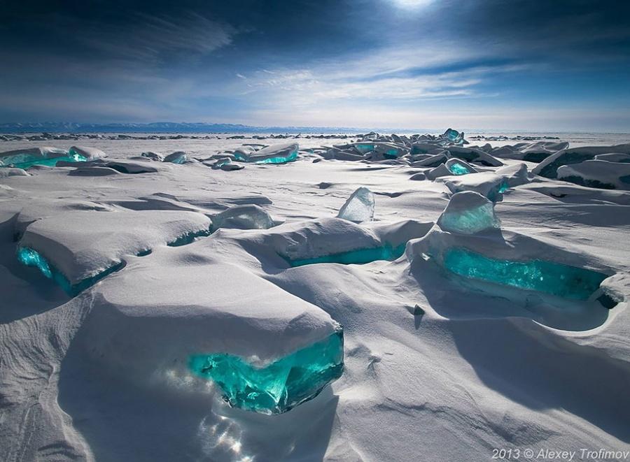 20шедевров природы нарубеже зимы ивесны