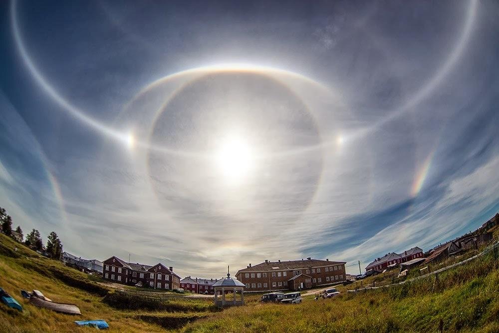 8крутых солнечных явлений