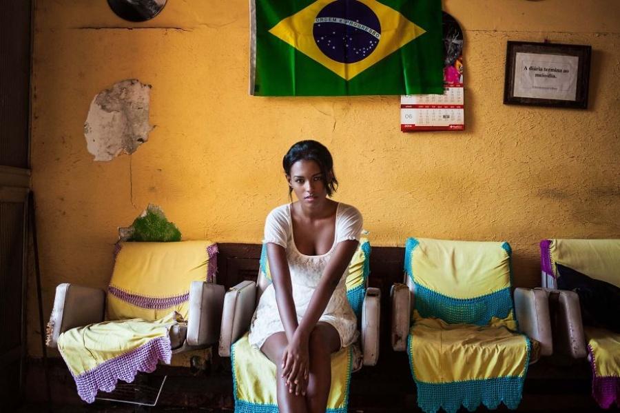 Фотограф показал красоту женщин из37стран мира