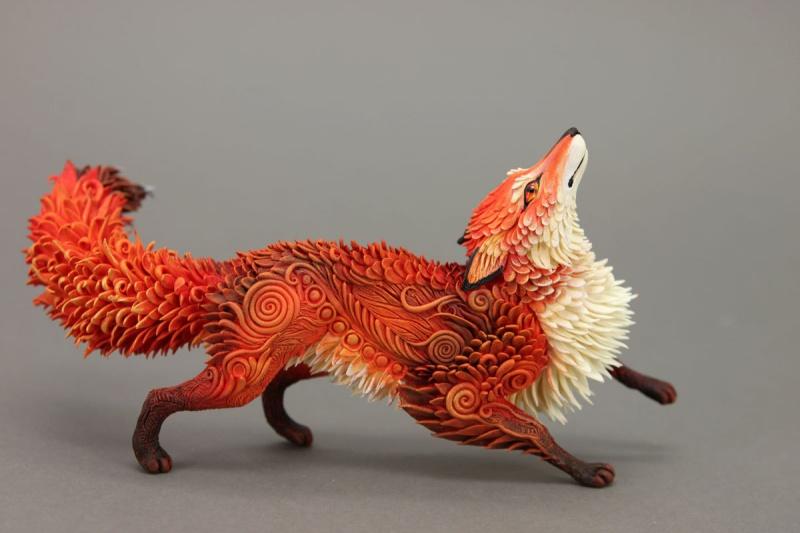 Московский художник делает нечто большее, чем просто игрушки