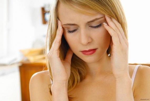 10 причин головной боли.