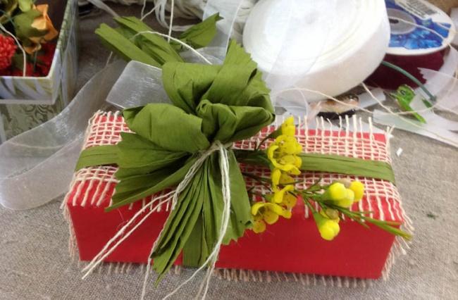 14весенних идей для упаковки подарков на8Марта