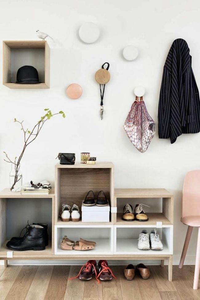 17крутых идей для уютной прихожей