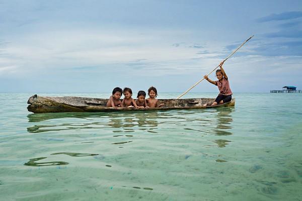 Баджо, племя морских цыган, нашедших свой рай