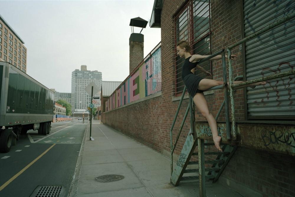 Балерины большого города