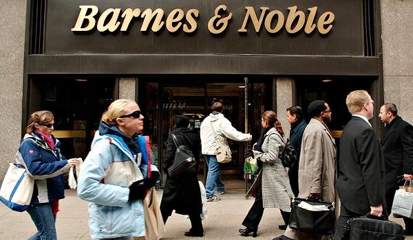 Barnes & Noble сохранила бизнес по выпуску планшетов и ридеров