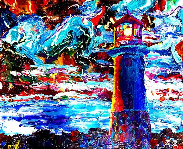 Джон Брамблитт: Мысль о том, что возможно рисовать без зрения, не приходила мне в голову