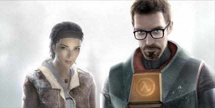 HTC Vive и Half-Life - виртуальная реальность и видео игры