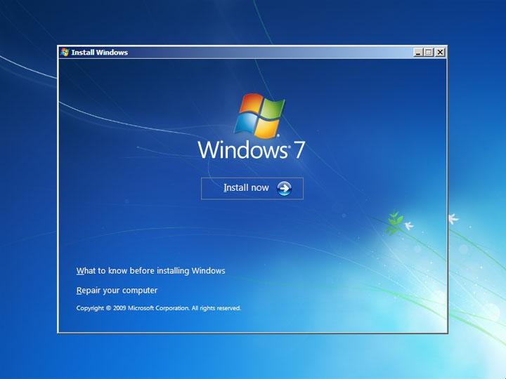 Microsoft загрузила на свой сайт ISO-образ ОС Windows 7