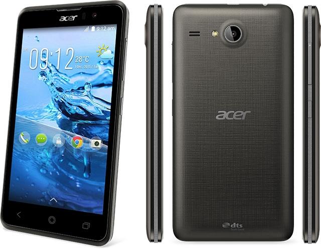 MWC 2015: Acer Liquid Z220 и M220 — смартфоны-близнецы на Android и Windows Phone