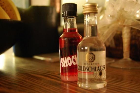 Опасные напитки.