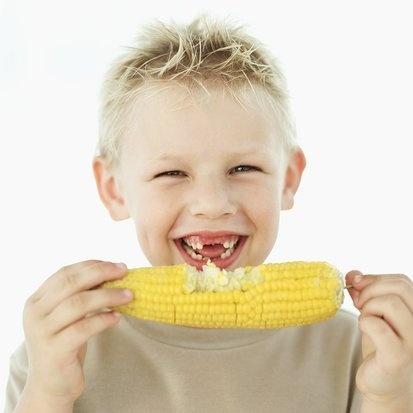 Полезные свойства кукурузы.