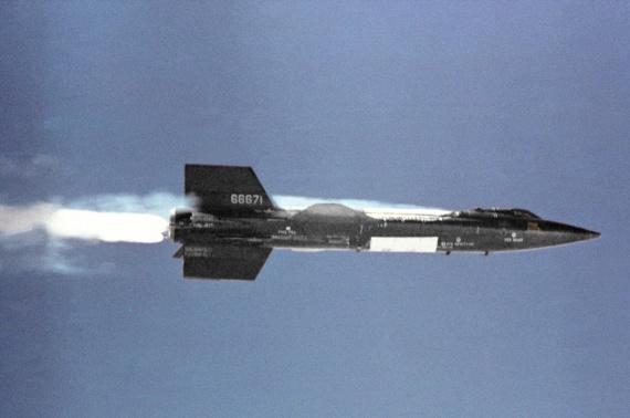Самые быстрые  в мире самолеты