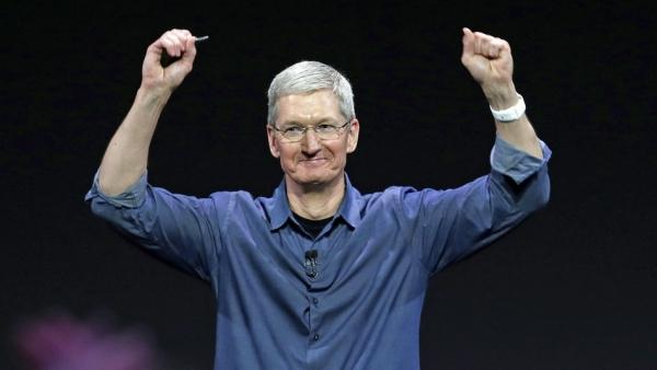 Тим Кук: смарт-часы Apple Watch заменят ключи для автомобилей