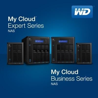 WD добавила новые серии NAS в линейку My Cloud