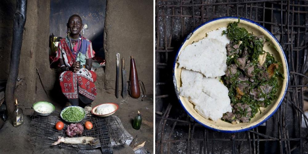Чем угощают внуков бабушки вразных странах мира