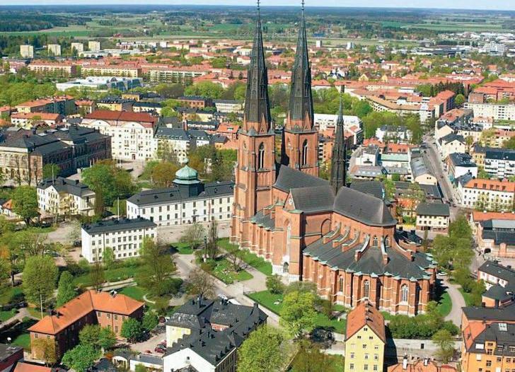 Как живут битые под Полтавой (факты о Швеции)