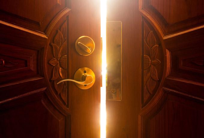 Тест: выбери дверь, которая тебе по душе