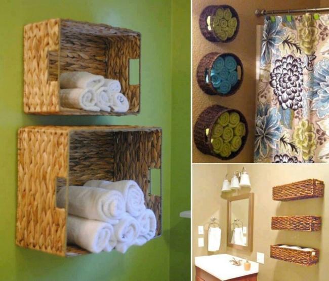 12хитростей для превращения ванной влучшую комнату вдоме