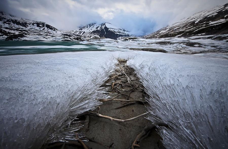 Ледяное очарование (фото)