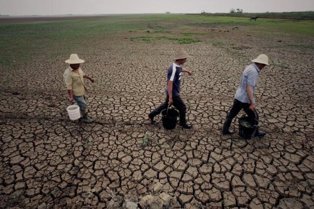 На Земле заканчивается питьевая вода