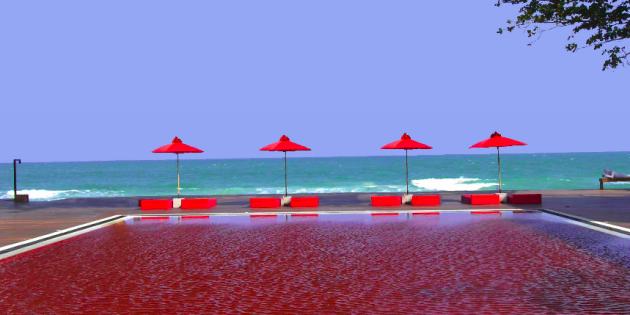 10 крутых бассейнов, из которых вам не захочется вылезать