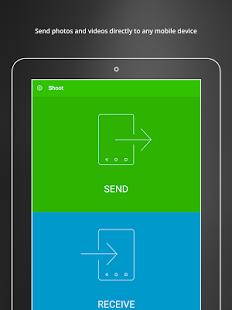 BitTorrent Shoot — простой способ поделиться файлами между iOS, Android и Windows Phone