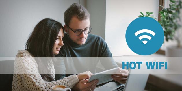 HotWiFi: как заработать на бесплатном интернете
