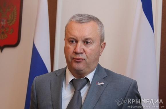 Бывшего главного налоговика Крыма Николая Кочанова посадили на 4 года