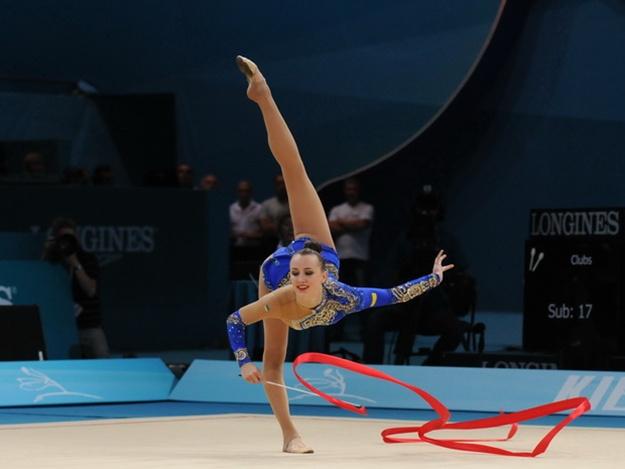 Крымская гимнастка Ризатдинова взяла  серебро  на турнире Aeon Cup в Японии