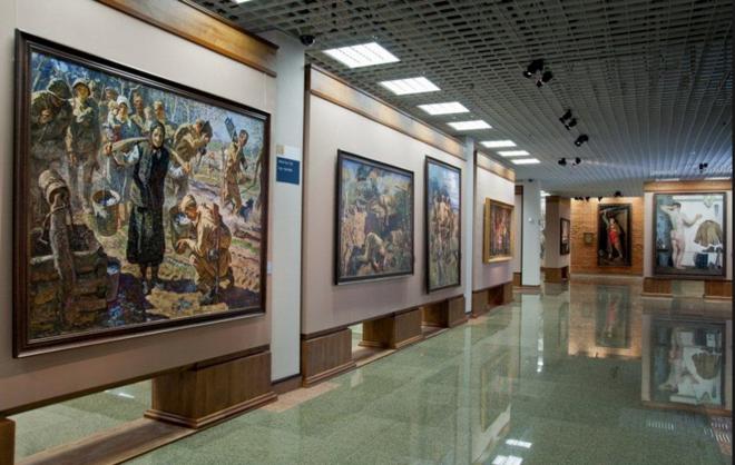 Музейно-выставочный комплекс «Институт русского реалистического искусства»