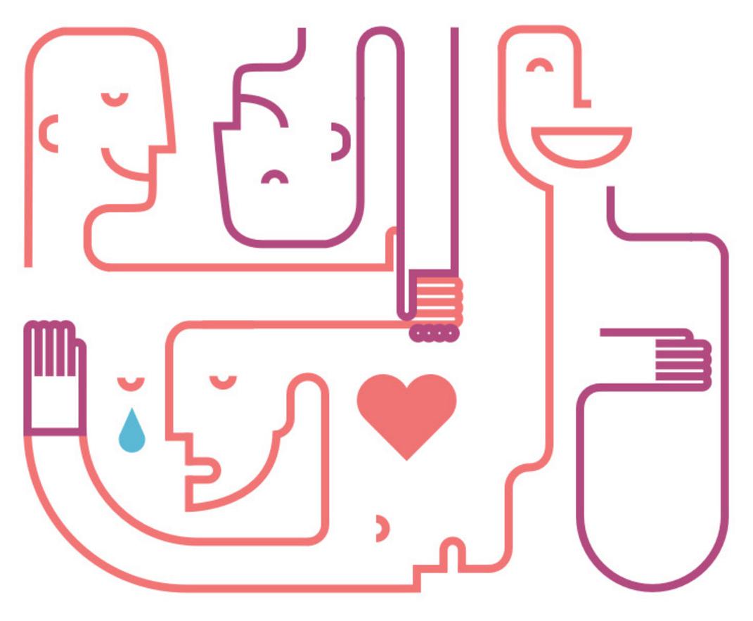 Никита Обухов, Tilda Publishing. Иллюстрация из лекции об эмпатии курса «Дизайн в цифровой среде»