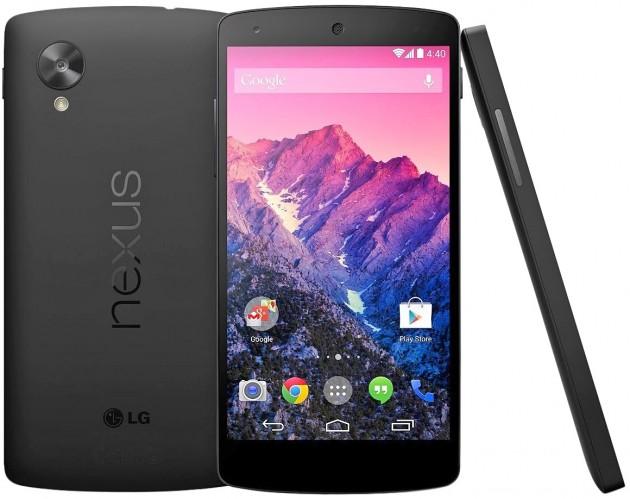 Распродажа 11.11: LG Nexus 5