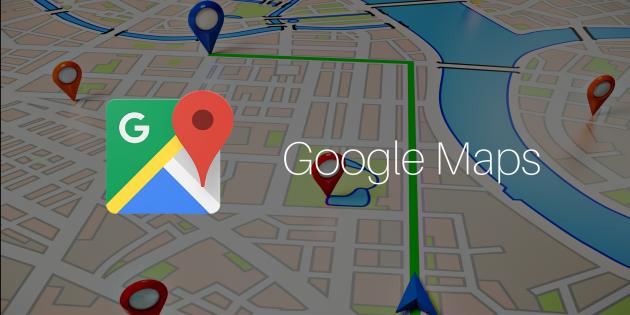 Встречайте офлайновую навигацию и поиск в Google Maps для Android