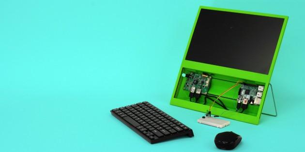 Pi-topCEED — моноблок за 99 долларов на основе Raspberry Pi