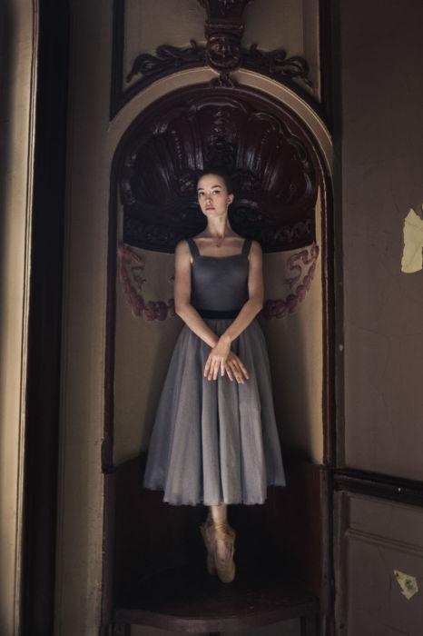 Новый взгляд на балет. Автор: Дарьян Волкова.