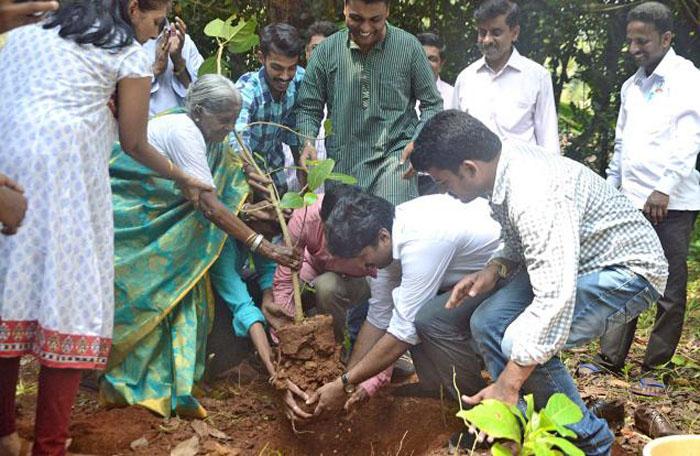 Saalumarada организовала фонд по сохранению окружающей среды.