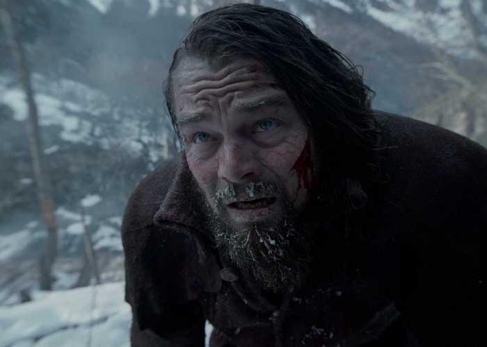 Кадр из фильма «Выживший»./ Фото: kino.otzyv.ru