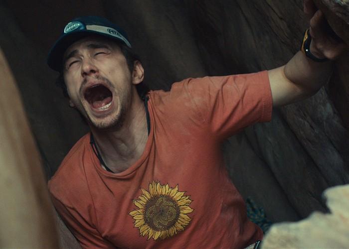 Кадр из фильма «127 часов»./ Фото: omn-omn-omn.ru