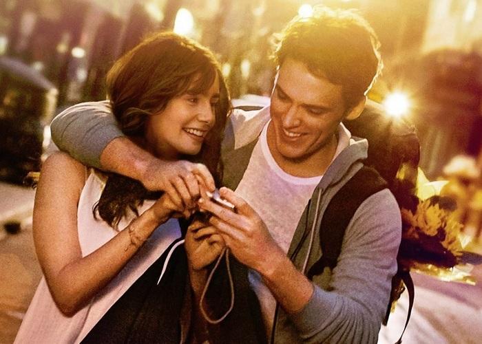 Кадр из фильма «С любовью, Рози»./фото: theplotbunnies.com