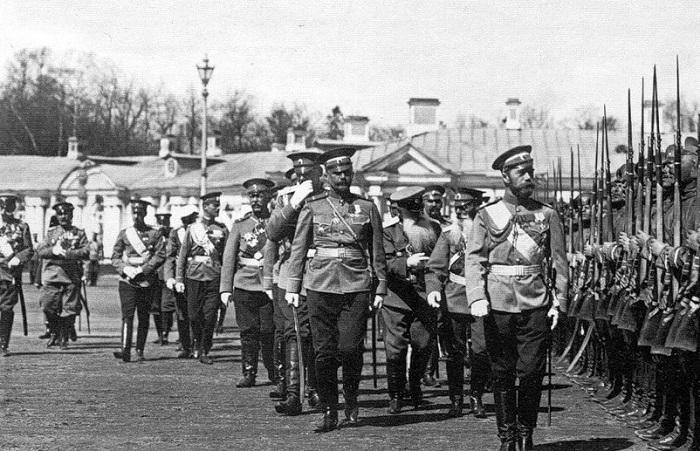 Уникальные фотографии из жизни государя-императора Николая II.