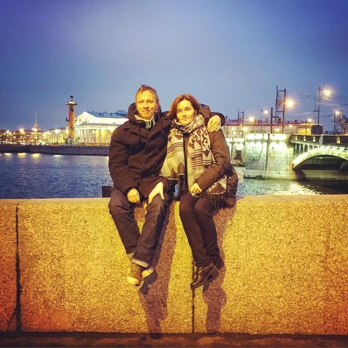 Иван и Оксана Охлобыстины. / Фото: www.woman.ru