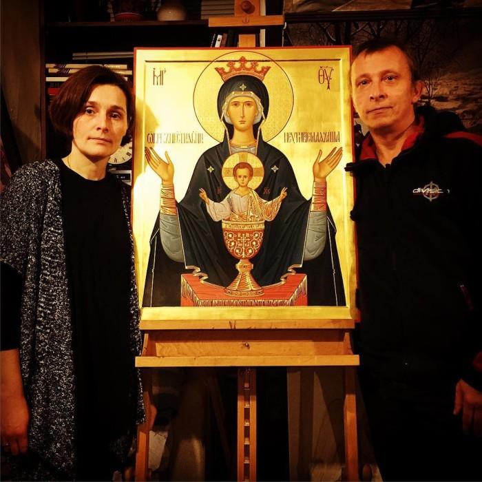 Вера и любовь главное в их семье. / Фото: www.woman.ru