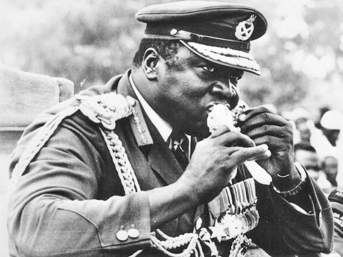 Иди Амин - диктатор Уганды. | Фото: static2.businessinsider.com.